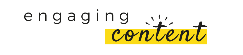 Engaging Content Logo