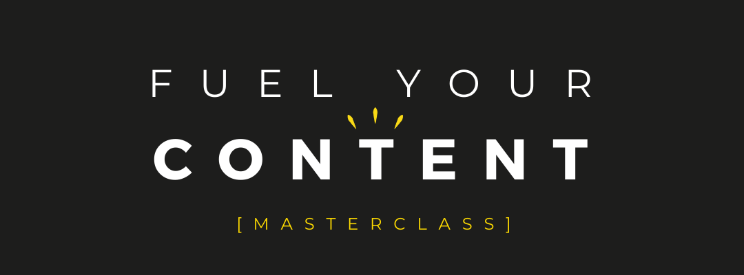 FIND YOUR VOICE MASTERCLASS