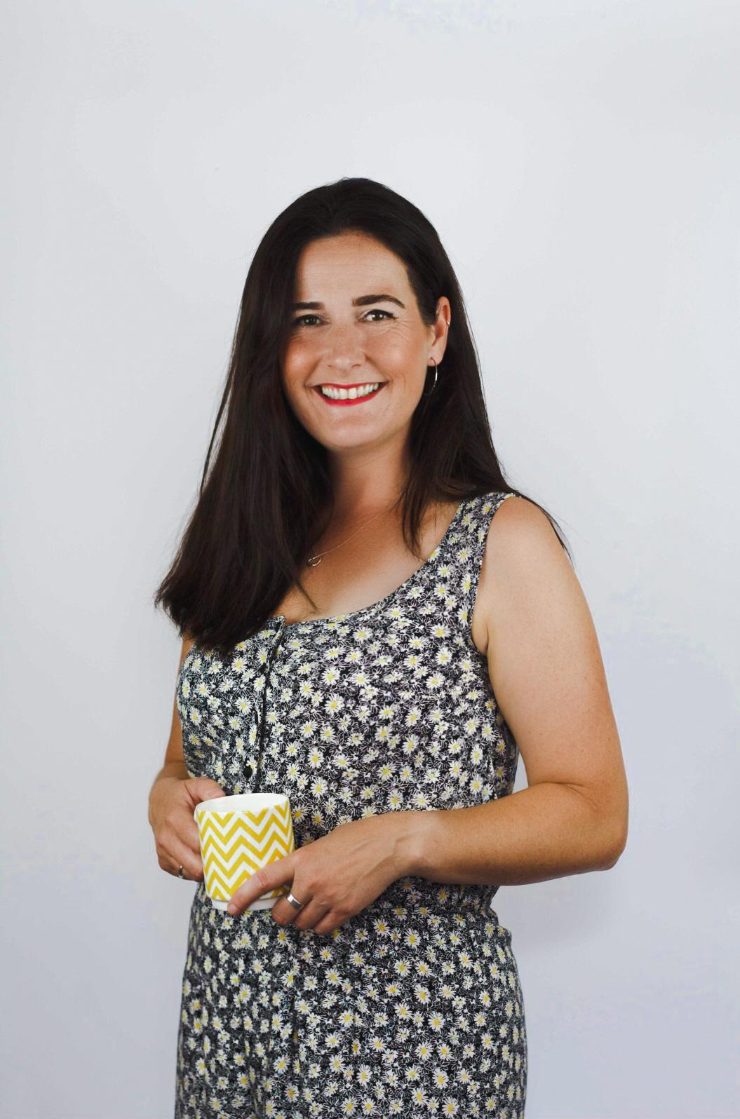 Natalie Alsop Brand & Website Strategist